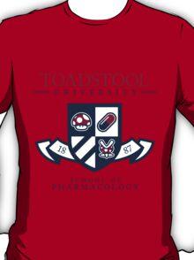 Toadstool University - Light T-Shirt