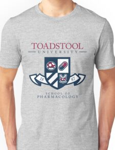 Toadstool University - Light Unisex T-Shirt