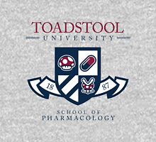 Toadstool University - Light Unisex T-Shirt
