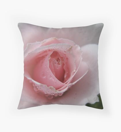 Miss Manners Throw Pillow