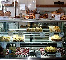 Barretts Bakery, Beaumaris by Maggie Hegarty