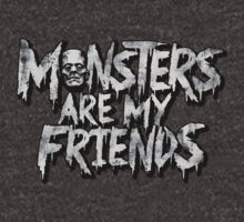 Monsters are my friends by samRAW08