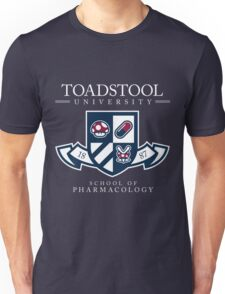 Toadstool University - Dark Unisex T-Shirt