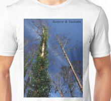 Renew and Sustain Unisex T-Shirt