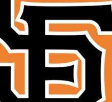 SF Logo Artwork Sticker