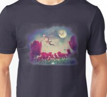 Fairy and Tulips 5 Unisex T-Shirt
