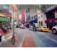 On Broadway Photographic Print