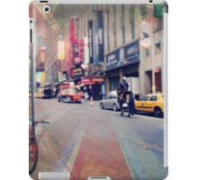 On Broadway iPad Case/Skin