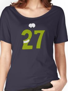 27 number Women's Relaxed Fit T-Shirt