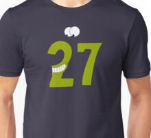 27 number Unisex T-Shirt