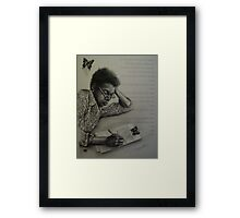 Still I Rise Framed Print