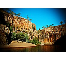 gorge dreaming Photographic Print