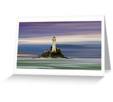 Fastnet Lighthouse Greeting Card