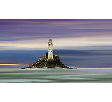 Fastnet Lighthouse Photographic Print