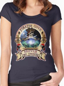 Pirates Cove Women's Fitted Scoop T-Shirt
