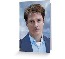 Captain Jack Harkness - (Card) Greeting Card