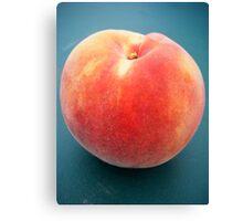 Perfect Peach... Canvas Print
