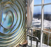 Lighthouse View by Jeannie Peters