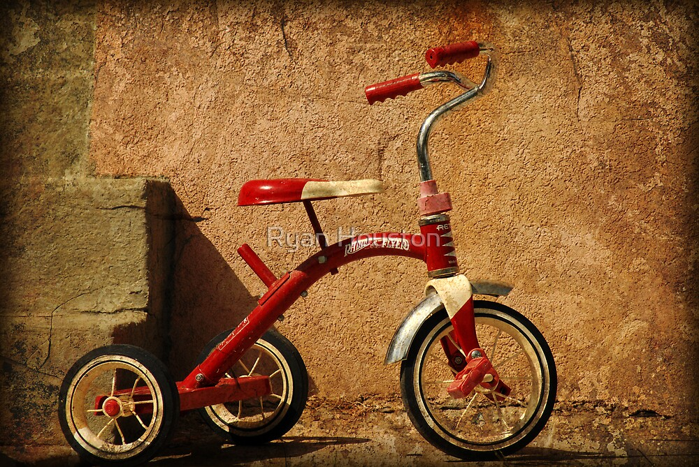 Radio Flyer Tricycle by Ryan Houston