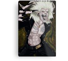 Demon Scream Metal Print