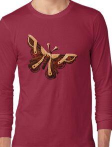 Clockwork Monarch Long Sleeve T-Shirt