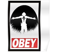 One Piece Obey Poster