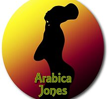 Ms. Arabica Jones by 2rggraphics