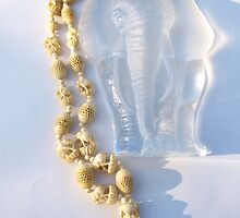 Ivory and the ghost of elephants past. by Rbut