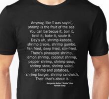 Ode to Bubba Unisex T-Shirt