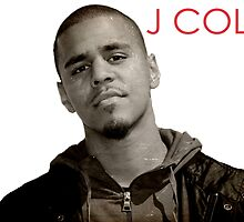 J Cole by danstill97