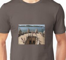 The View from Belem Tower Unisex T-Shirt