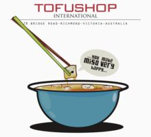 Tofu Miso by alford