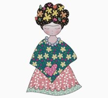 We love you Frida Kids Clothes