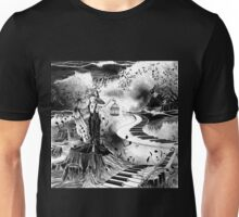 'The Siren and the Child' Unisex T-Shirt