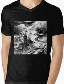 'The Siren and the Child' Mens V-Neck T-Shirt