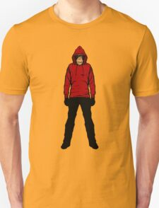Hoodie Chimp Unisex T-Shirt