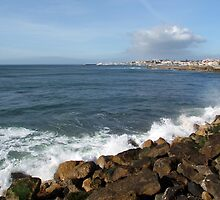 Looking towards Cascais by trish725