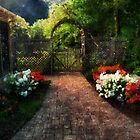 The Garden Path by RC deWinter