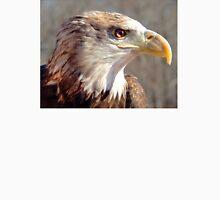 Majestic Young Bald Eagle Profile  Unisex T-Shirt