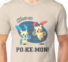 Cheer on PO-KE-MON! Unisex T-Shirt