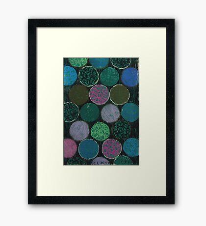 Untitled.( C#1/2000) Framed Print