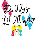 harley quinn - daddy's lil monster by moosegod