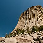 Devil's Tower, Wyoming by Rob Schoon