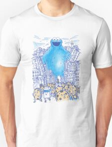 Moster In The City T-Shirt