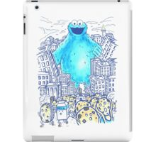 Moster In The City iPad Case/Skin