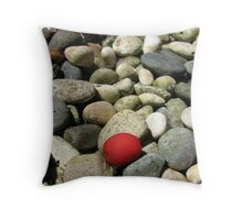 Out of the blue... Throw Pillow