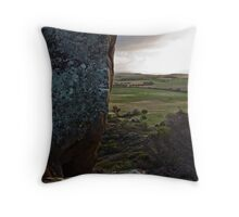 Northern vista Throw Pillow