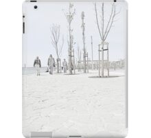 Riverside Walking iPad Case/Skin