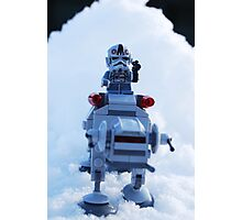 Battle Of Hoth Photographic Print