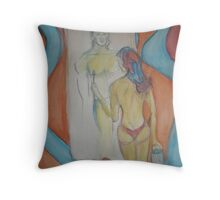 Creating HEart Throw Pillow